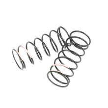 TKR7041 – Shock Spring Set (front, 1.4×7.875, 5.03lb/in, 50mm, pink)