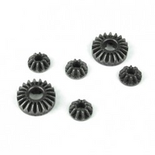 TKR5150 Differential Gear Set (6pcs, requires TKR5149 pins)