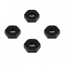 TKR5571 Wheel Hexes (12mm, composite, 4pcs) ET/EB410 Std width