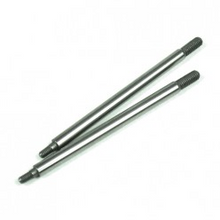 TKR6017  Shock Shafts (rear, steel, 2pcs)