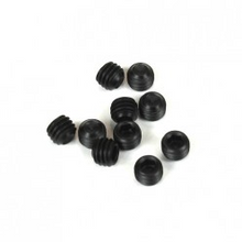 TKR1603 M5x4mm Set Screws (black, 10pcs)