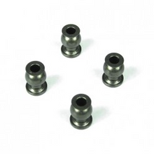 TKR5052A – Pivot Balls (6.8mm, inside camber, steering links, aluminum, 4pcs)