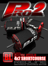 Tekin Pro2 HD 4-Pole Brushless Motor (5,100kV)