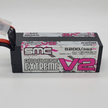 True Spec Extreme Graphene V2 22.2V 5200mAh 120C Hardcase Deans Plug