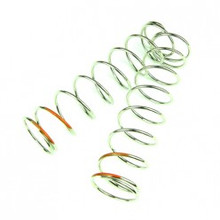 TKR6083 – Shock Spring Set (rear, 1.6×9.0T, 90mm, orange, 4.80 lb/in)