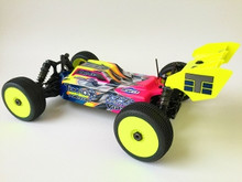Assassin body (clear) for Tekno EB48/.2/.3/.4 Electric Buggy