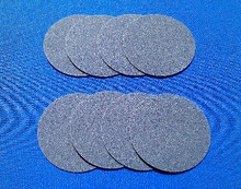 "Diff conditioner tool sanding/polishing disks (8) ""Fine grit"""