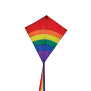 "27"" Rainbow Arch Diamond Kite"