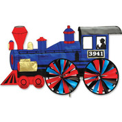 32 In. Steam Engine Spinner