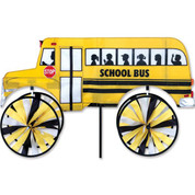 School Bus Ac Spinner