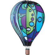 "22"" Cool Orb Hot Air Balloon Spinner"