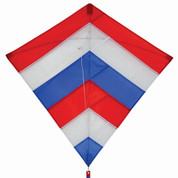 "30"" Patriot Layers Diamond Kite"