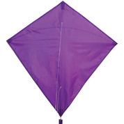 "30"" Purple Diamond Kite"