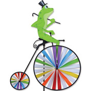 Frog High Wheel Bike