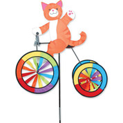 25 In. Cat Tricycle Spinner