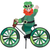 Leprechaun Bike Spinner - St. Patricks Day Spinner