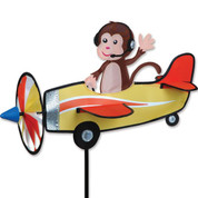 Monkey Pilot Pal Spinner