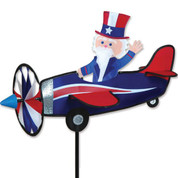 Uncle Sam Pilot Pal Spinner