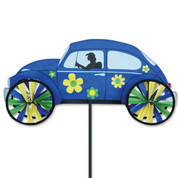 Blue 22 In. Hippie Mobile