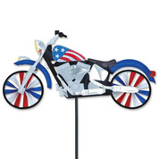 Patriotic 22 In. Motorcycle