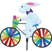 "20"" Easter Bunny Bike Spinner"
