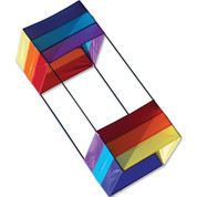 "40"" Rainbow Box Kite"