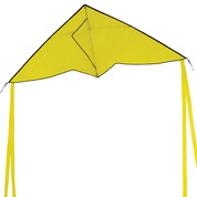 "56"" Yellow Colorfly Delta Kite"