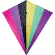 Neon 65 In. Diamond Kite