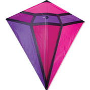 Ruby 65 In. Diamond Kite