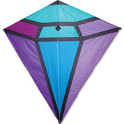 Amethyst 65 In. Diamond Kite