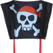Pirate Big Back Pack Sled Kite