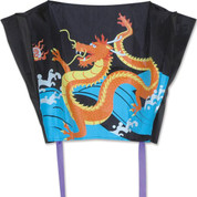 Dragon Big Back Pack Sled Kite