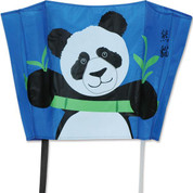 Panda Big Back Pack Sled Kite