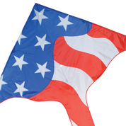 7 Ft. Patriotic Sky Delta Kite