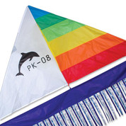 6.5 Ft. Sailboat Delta Kite
