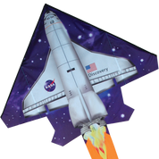 Space Shuttle 2D Jet Kite