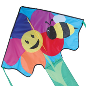 Bee & Flower Lg. Easy Flyer Kite