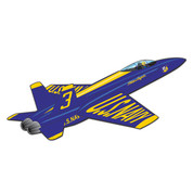 Blue Angel 3D Wind Force Kite