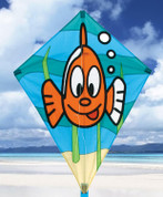 "26"" Fish Diamond Kite"