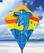 "26"" Dolphin Diamond Kite"