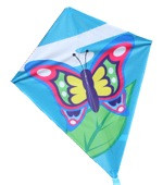 "26"" Butterfly Diamond Kite"