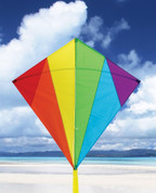"32"" Rainbow Diamond Kite"