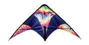 Learn to Fly Tie-Dye Stunt Kite
