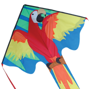 Macaw Large Easy Flyer Kite