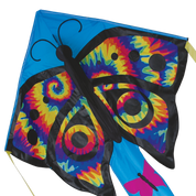 Tie-Dye Butterfly Large Easy Flyer Kite