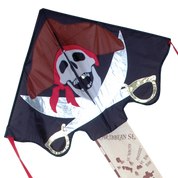 Carribean Pirate Easy Flyer Kite