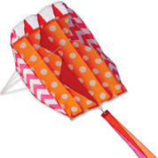 Warm Whimsical Parafoil 2 Kite