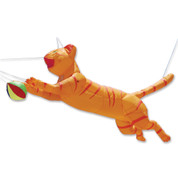 Ram Air Cat - Orange Kite