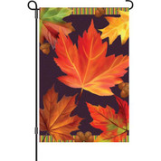 12 In Flag - Autumn Scene