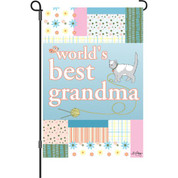 12 In Flag - Best Grandma